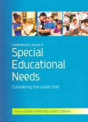 Contemporary Issues In Special Educational Needs  Considering The Whole Child