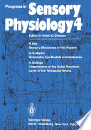 Progress in Sensory Physiology Book