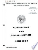 Contracting and General Services Handbook