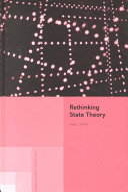Rethinking State Theory
