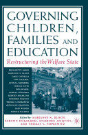 Governing Children  Families and Education