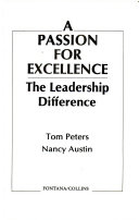 A Passion for Excellence Book PDF