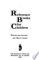 Reference Books for Children