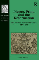 Plague, Print, and the Reformation
