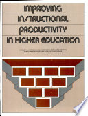 Improving Instructional Productivity in Higher Education