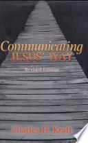 Communicating Jesus  Way