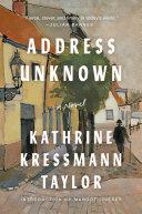 Pdf Address Unknown Telecharger