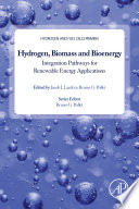 Hydrogen  Biomass and Bioenergy