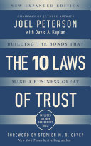 10 Laws of Trust, Expanded Edition Book