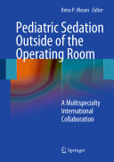 Pediatric Sedation Outside of the Operating Room
