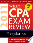 Wiley CPA Exam Review 2011, Regulation