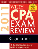 Wiley CPA Exam Review 2011  Regulation