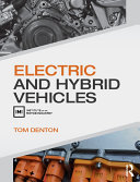 Electric and Hybrid Vehicles