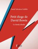 Petit éloge de David Bowie Pdf/ePub eBook