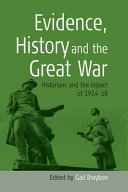 Evidence, History, and the Great War