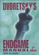 Dvoretsky's Endgame Manual Pdf/ePub eBook