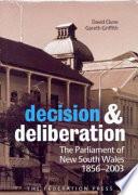 Decision and Deliberation