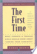 The First Time Book PDF