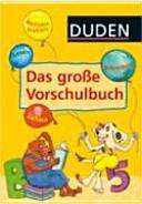 Duden - Das große Vorschulbuch
