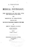 A Treatise on Medical Psychology