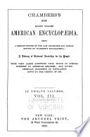 Chambers S New Handy Volume American Encyclop Dia