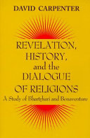 Revelation History And The Dialogue Of Religions
