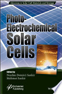 Photoelectrochemical Solar Cells