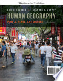 """Human Geography: People, Place, and Culture"" by Erin H. Fouberg, Alexander B. Murphy"