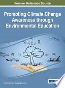 Promoting Climate Change Awareness through Environmental Education