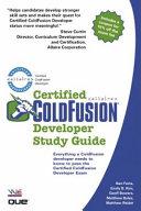 Certified ColdFusion Developer Study Guide Book