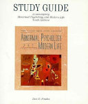 Study Guide to Accompany Abnormal Psychology and Modern Life  Tenth Edition Book