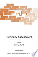 Credibility Assessment Book