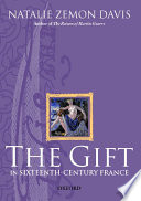 The Gift in Sixteenth century France Book PDF