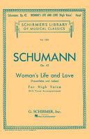 Woman's Life And Love/frauenliebe Und Leben