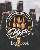 Premium Quality Beer Log Book