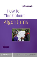 How to Think About Algorithms