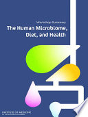 The Human Microbiome  Diet  and Health