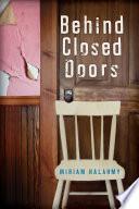 Behind Closed Doors Book PDF