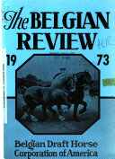 The Belgian Review Book PDF