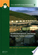 Geothermal Systems and Energy Resources
