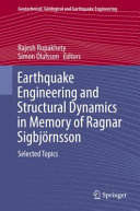 Earthquake Engineering and Structural Dynamics in Memory of Ragnar Sigbj  rnsson