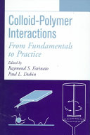 Colloid Polymer Interactions