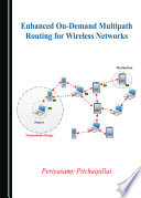 Enhanced On Demand Multipath Routing for Wireless Networks