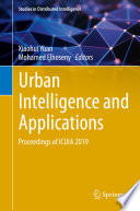 Urban Intelligence And Applications Book PDF