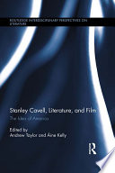 Stanley Cavell, Literature, and Film