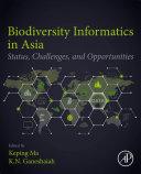 Biodiversity Informatics in Asia