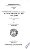 Life Histories of North American [birds].: Wagtails, shrikes, vireos and their allies
