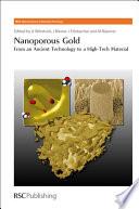 Free Nanoporous Gold Book