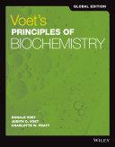 Voet s Principles of Biochemistry