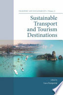 Sustainable Transport and Tourism Destinations Book